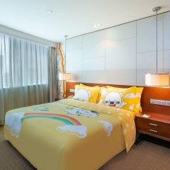 Отель Holiday Inn Shenzhen Donghua Китай, Шэньчжэнь - отзывы, цены и фото номеров - забронировать отель Holiday Inn Shenzhen Donghua онлайн детские мероприятия фото 2