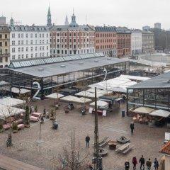 Отель Windsor Дания, Копенгаген - 2 отзыва об отеле, цены и фото номеров - забронировать отель Windsor онлайн балкон