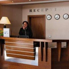 Отель Eagles Nest Aparthotel Болгария, Банско - отзывы, цены и фото номеров - забронировать отель Eagles Nest Aparthotel онлайн интерьер отеля фото 2