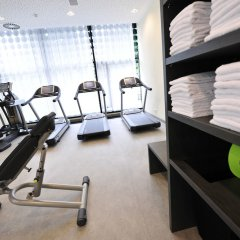 Отель ARCOTEL Onyx Hamburg фитнесс-зал фото 4