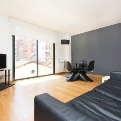 Отель AinB Sagrada Familia Apartments Испания, Барселона - 2 отзыва об отеле, цены и фото номеров - забронировать отель AinB Sagrada Familia Apartments онлайн комната для гостей фото 18