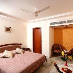 Отель Grand President Индия, Нью-Дели - отзывы, цены и фото номеров - забронировать отель Grand President онлайн комната для гостей фото 3