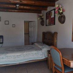 Отель Doña Crucita Мексика, Креэль - отзывы, цены и фото номеров - забронировать отель Doña Crucita онлайн комната для гостей фото 2