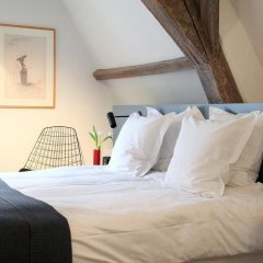 Отель Julien Бельгия, Антверпен - отзывы, цены и фото номеров - забронировать отель Julien онлайн комната для гостей фото 2