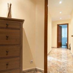 Апартаменты Bbarcelona Apartments Diagonal Flats Барселона сейф в номере