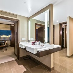 Отель Luxury Suites International by Vdara США, Лас-Вегас - отзывы, цены и фото номеров - забронировать отель Luxury Suites International by Vdara онлайн ванная фото 2