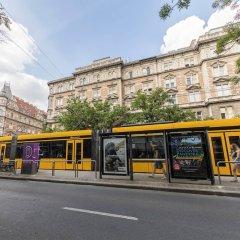 Апартаменты Coriander Apartment Будапешт городской автобус