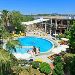 Club Mermaid Village Турция, Аланья - 1 отзыв об отеле, цены и фото номеров - забронировать отель Club Mermaid Village - All Inclusive онлайн бассейн