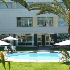Отель Daniya Alicante балкон