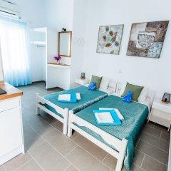 Отель Villa Gambas Греция, Остров Санторини - отзывы, цены и фото номеров - забронировать отель Villa Gambas онлайн комната для гостей