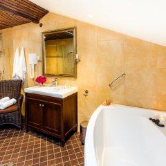 The von Stackelberg Hotel ванная