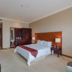 Отель Meiga Hotel Китай, Чжуншань - отзывы, цены и фото номеров - забронировать отель Meiga Hotel онлайн комната для гостей фото 2