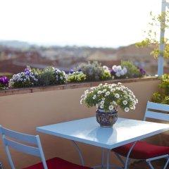 Отель Antica Dimora Johlea балкон