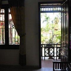 Отель Bonsai Homestay балкон