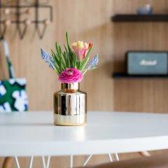 Отель Kith & Kin Boutique Apartments Нидерланды, Амстердам - отзывы, цены и фото номеров - забронировать отель Kith & Kin Boutique Apartments онлайн интерьер отеля