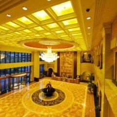 Chongzhou Zhongsheng Hotel интерьер отеля фото 3