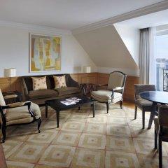 Paris Marriott Champs Elysees Hotel Париж комната для гостей фото 3