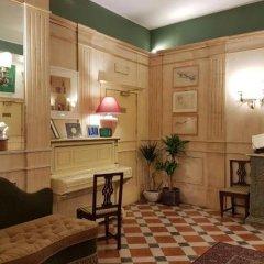 Отель Albergo delle Drapperie Италия, Болонья - отзывы, цены и фото номеров - забронировать отель Albergo delle Drapperie онлайн интерьер отеля фото 3