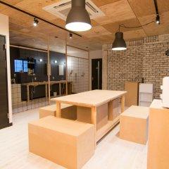 Tonagi Hostel And Cafe Фукуока питание фото 3