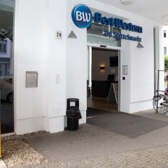 Отель Best Western Hotel am Spittelmarkt Германия, Берлин - - забронировать отель Best Western Hotel am Spittelmarkt, цены и фото номеров банкомат