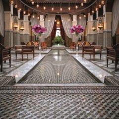 Отель Royal Mansour Marrakech Марракеш помещение для мероприятий