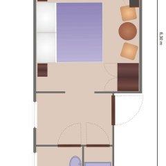 Отель Diamant- Guest House удобства в номере фото 2