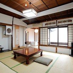 Отель Japanese Ryokan Kashima Honkan Фукуока комната для гостей фото 3