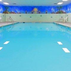 Отель Holiday Inn Express Stony Brook бассейн фото 3
