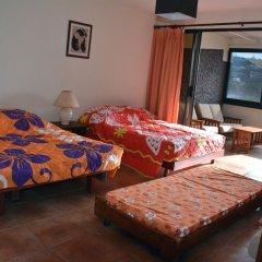Отель Chez Vous à Papeete Французская Полинезия, Папеэте - отзывы, цены и фото номеров - забронировать отель Chez Vous à Papeete онлайн комната для гостей