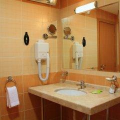 Отель Orpheus Hotel Болгария, Пампорово - отзывы, цены и фото номеров - забронировать отель Orpheus Hotel онлайн ванная