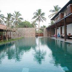 Отель The Villa by Contemporary Ceylon бассейн