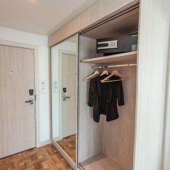 Отель Cityview Residence сейф в номере