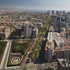 Отель Meliá Barcelona Sky фото 10