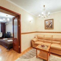 Апартаменты Premium Apartments Smolenskaya 7 Москва комната для гостей фото 2