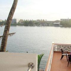 Отель Benthota High Rich Resort Шри-Ланка, Бентота - отзывы, цены и фото номеров - забронировать отель Benthota High Rich Resort онлайн приотельная территория фото 2
