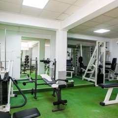 Park Beach Hotel in Limassol, Cyprus from 91$, photos, reviews - zenhotels.com fitness facility photo 2