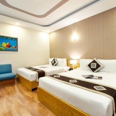 Eden Garden Hotel комната для гостей