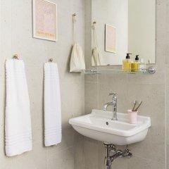 Отель Coco Hotel Дания, Копенгаген - отзывы, цены и фото номеров - забронировать отель Coco Hotel онлайн ванная