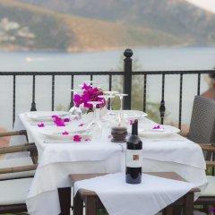 Meldi Hotel Турция, Калкан - отзывы, цены и фото номеров - забронировать отель Meldi Hotel онлайн балкон