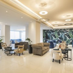 Tsokkos Beach Hotel Протарас интерьер отеля