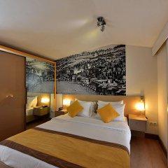 Cheya Besiktas Hotel Турция, Стамбул - отзывы, цены и фото номеров - забронировать отель Cheya Besiktas Hotel онлайн комната для гостей фото 4