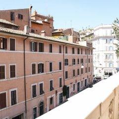 Отель Rome King Suite балкон