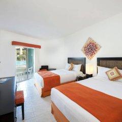 Отель Casa Marina Beach & Reef All Inclusive комната для гостей фото 3
