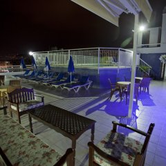 Отель Kleopatra Aytur Apart бассейн фото 2