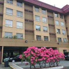Отель Hampton Inn by Hilton Vancouver-Airport/Richmond Канада, Ричмонд - отзывы, цены и фото номеров - забронировать отель Hampton Inn by Hilton Vancouver-Airport/Richmond онлайн интерьер отеля фото 2