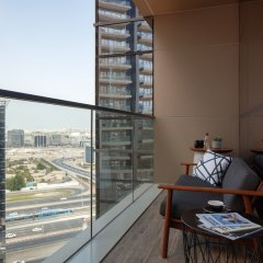 Отель Zabeel House by Jumeirah, The Greens балкон
