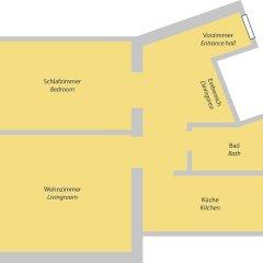 Отель Central Apartments Vienna (CAV) Австрия, Вена - отзывы, цены и фото номеров - забронировать отель Central Apartments Vienna (CAV) онлайн вид на фасад