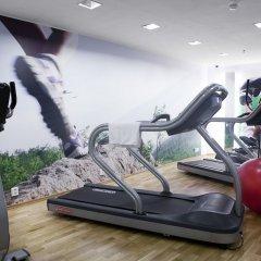 Отель Scandic Paasi фитнесс-зал фото 2