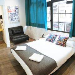 Отель Koba Hostel Испания, Сан-Себастьян - отзывы, цены и фото номеров - забронировать отель Koba Hostel онлайн комната для гостей фото 4