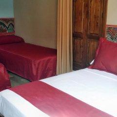 Отель Maram Марокко, Танжер - отзывы, цены и фото номеров - забронировать отель Maram онлайн комната для гостей фото 4